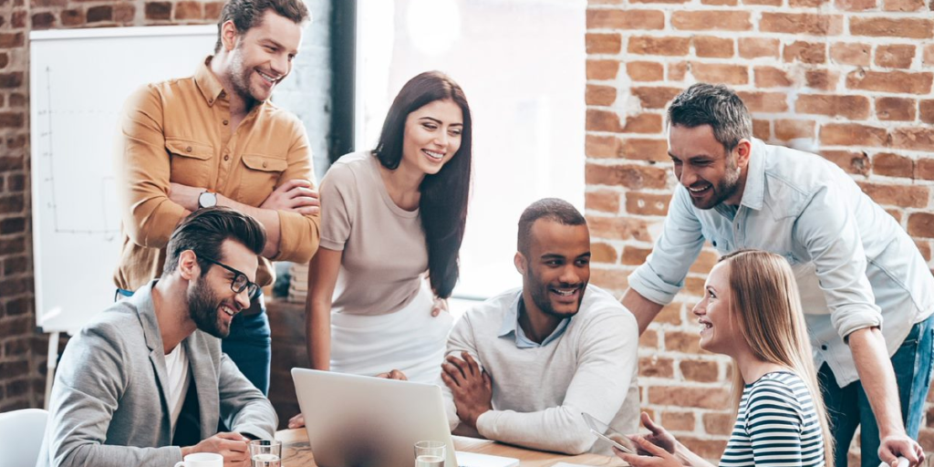 team oriented company culture