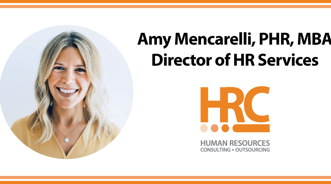 Amy Mencarelli Promoted to Director of HR Services